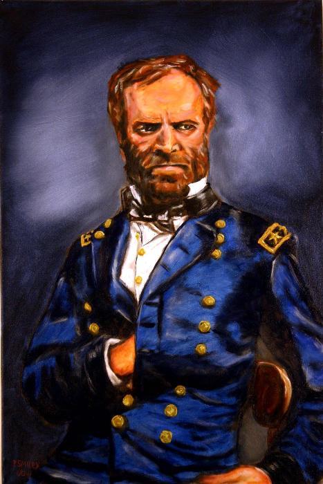 General William Sherma...