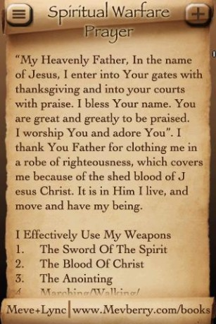 Christian Quotes About Spiritual Warfare Quotesgram