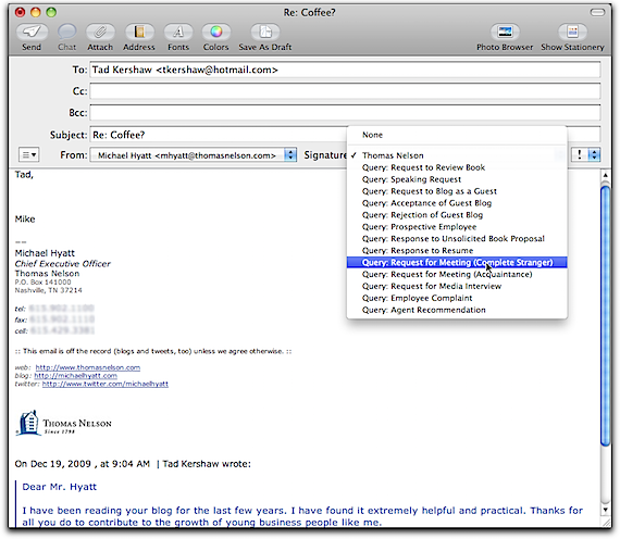 email template to schedule a meeting - e mail signatures quotes for work quotesgram