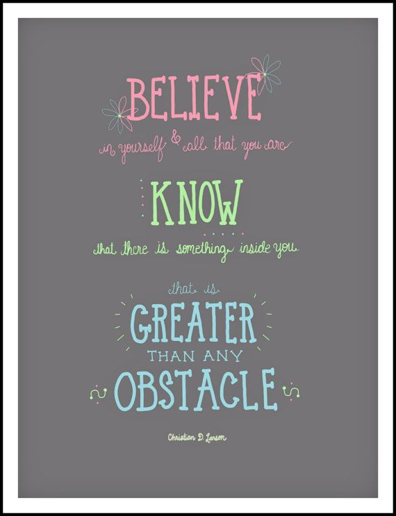 Motivational Quotes For Teenagers: Printable Quotes For Teens. QuotesGram