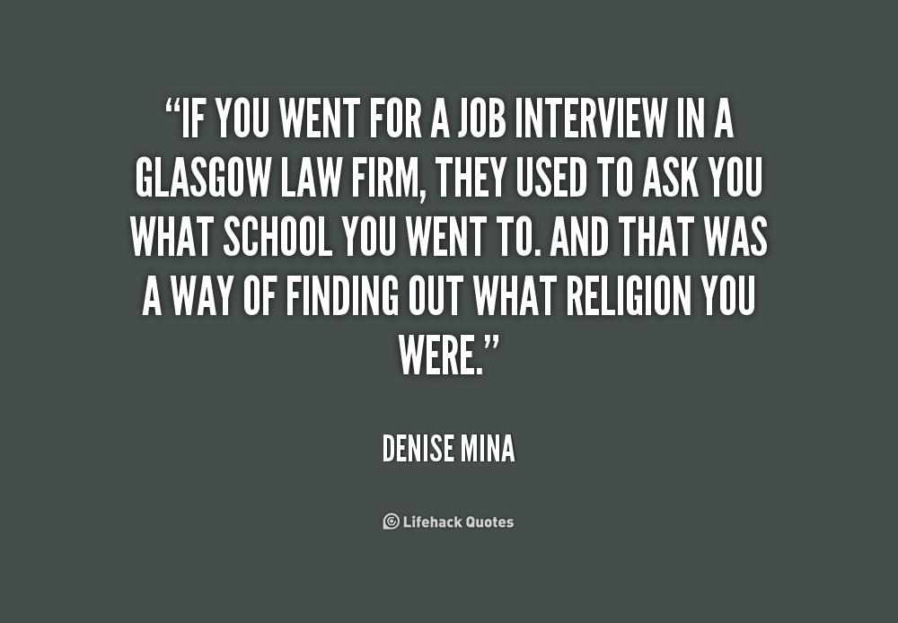 job interview funny quotes quotesgram