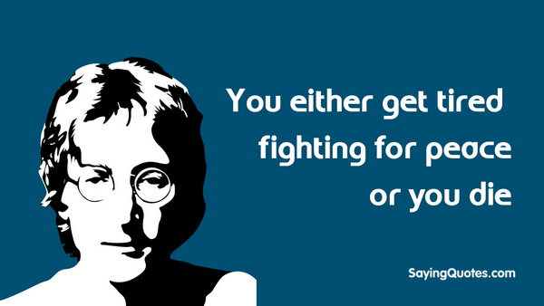 inspiring quotes john lennon quotesgram