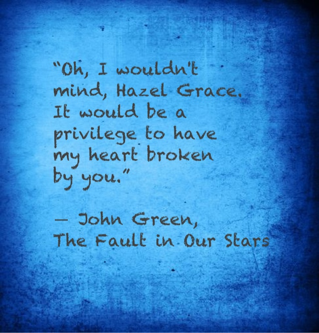 The Fault In Our Stars Quotes Page Numbers. QuotesGram