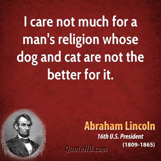 Abraham Lincoln Religious Quotes Quotesgram