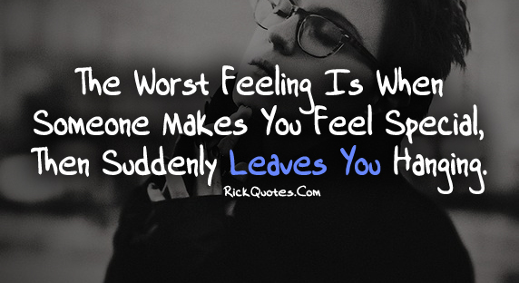Quotes About Leaving Someone Special  Quotesgram