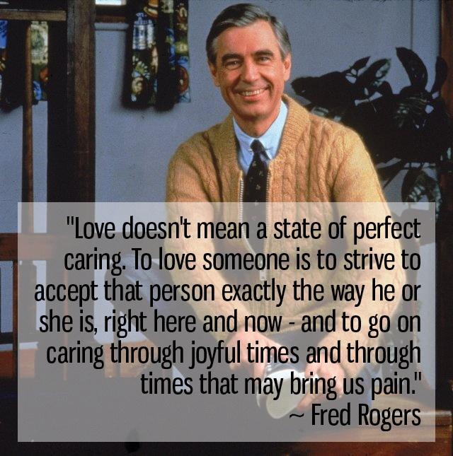 Mr Rodgers Quotes Quotesgram