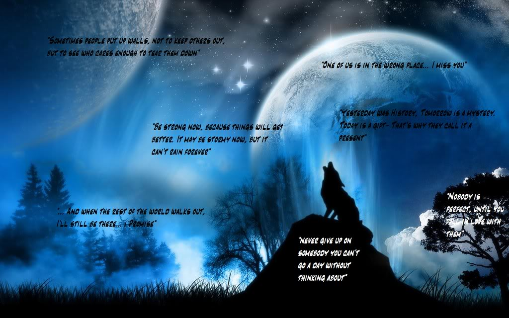 Quotes About Love: Wolf Quotes About Love. QuotesGram