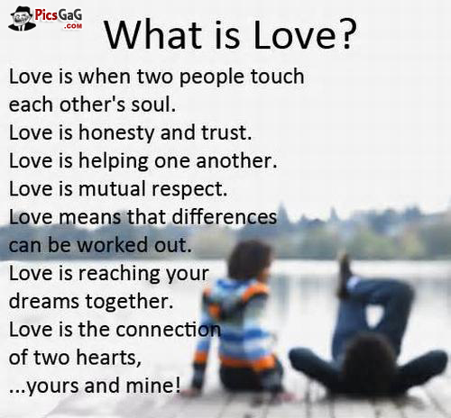 Definition Of Quote: Definition Of Love Quotes. QuotesGram