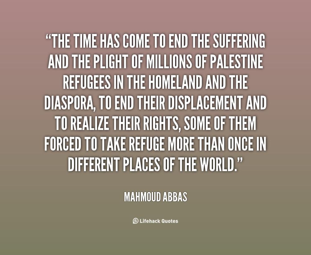 End Of Suffering Quotes. QuotesGram