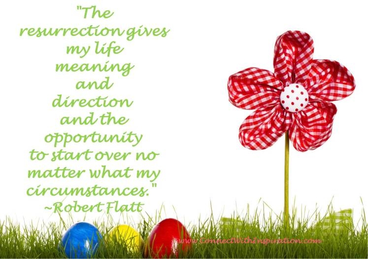 Inspirational Quotes About Easter Quotesgram