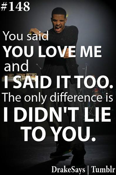 Drake Sad Love Quotes Tumblr: J Cole Relationship Quotes. QuotesGram
