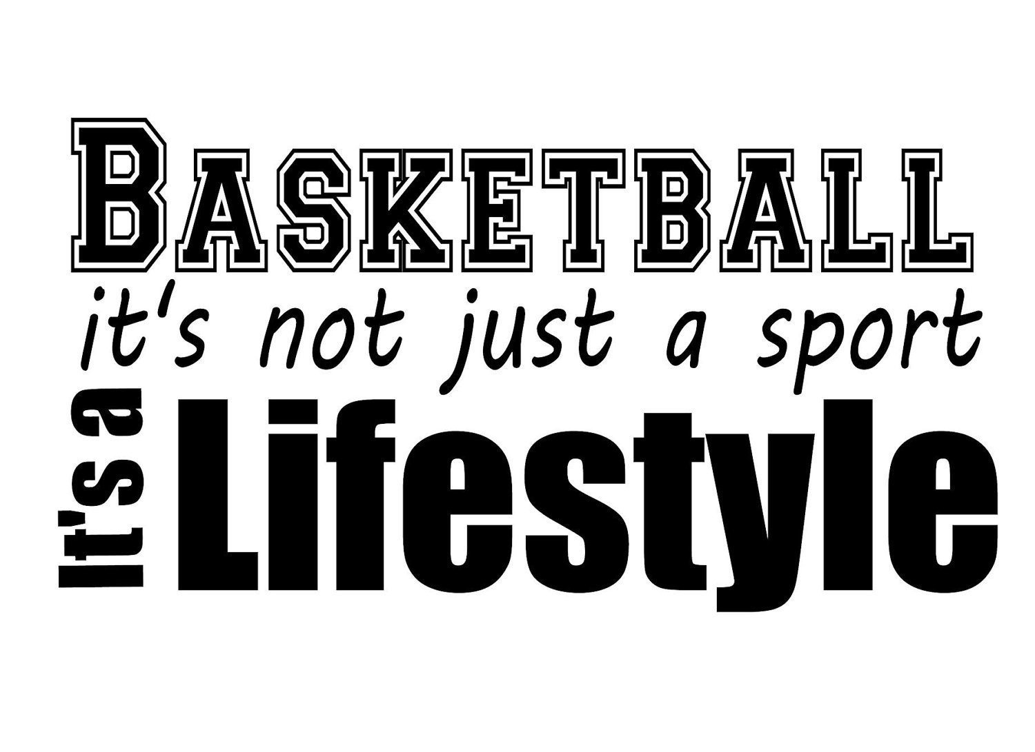 Basketball Is My Life Quotes Quotesgram