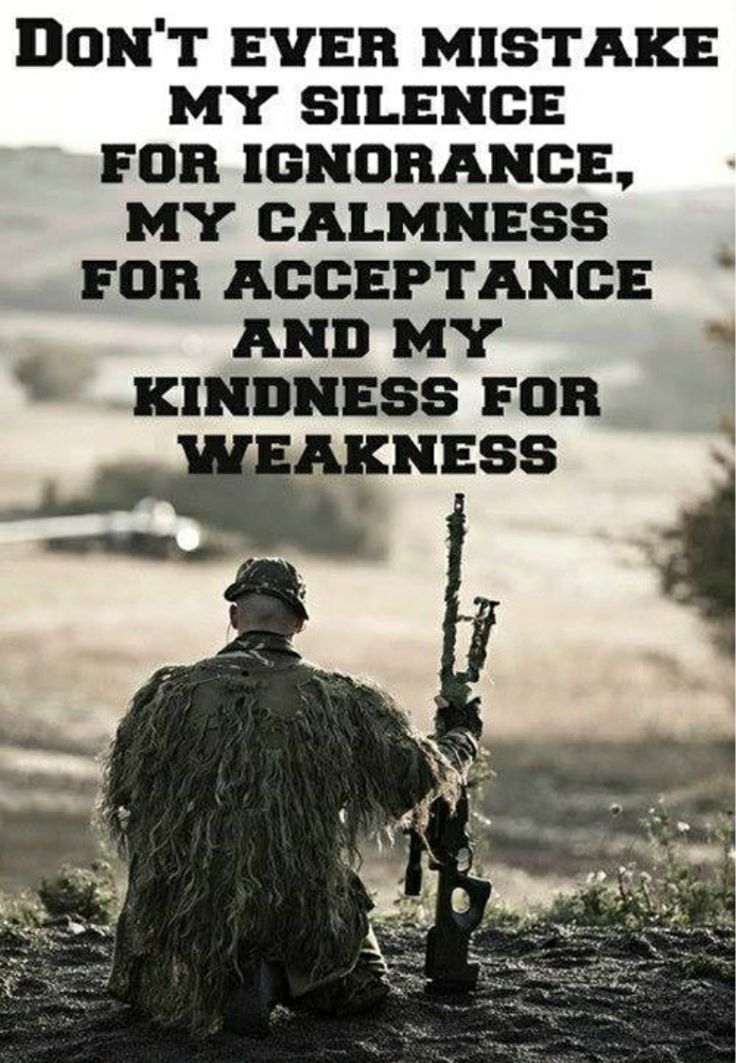Snipers and Quotes on Pinterest