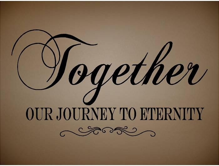 Our Journey Quotes: Journey Together Quotes. QuotesGram