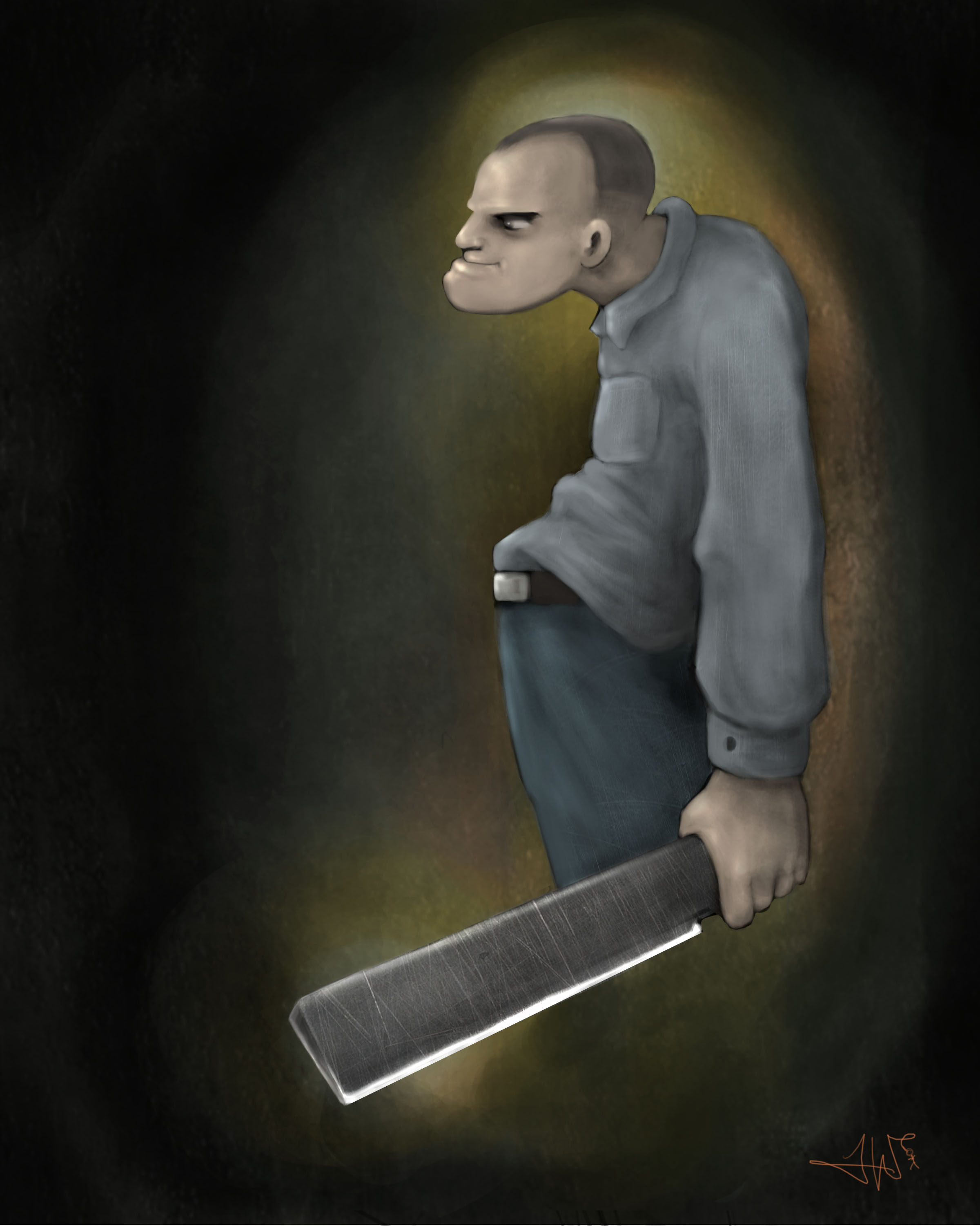 sling blade Directed by billy bob thornton with billy bob thornton, dwight yoakam, jt walsh, john ritter karl childers, a simple man hospitalized since his childhood murder of his mother and her lover, is released to start a new life in a small town.