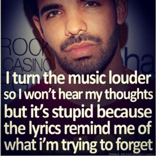 Quotes By Drake. QuotesGram Drake Quotes From Lyrics