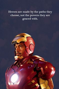 Inspirational Quotes From Movies Marvel. QuotesGram