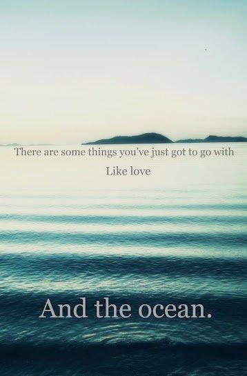 Love Quotes Ocean. QuotesGram