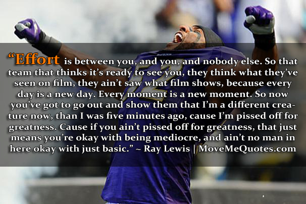 Ray Lewis Quotes About Life: Ray Lewis Inspirational Quotes. QuotesGram