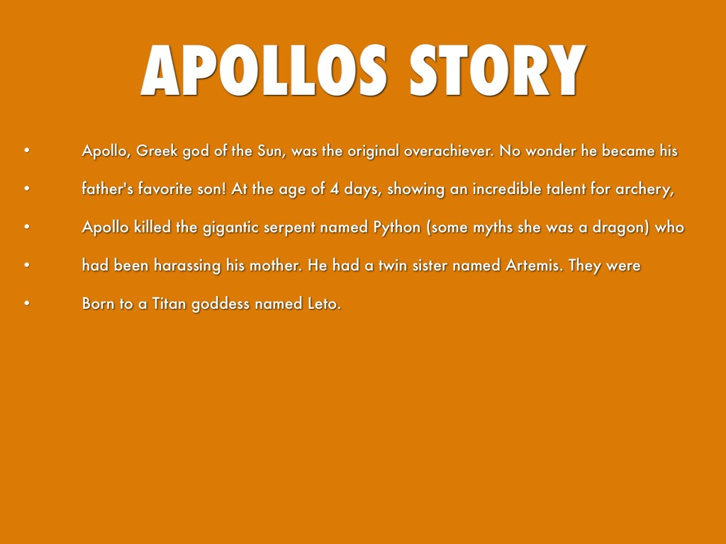 essay on apollo the greek god Apollo and green arrow/ oliver queen when i first learned about the greek god apollo in my classical mythology class, he reminded me of oliver queen.