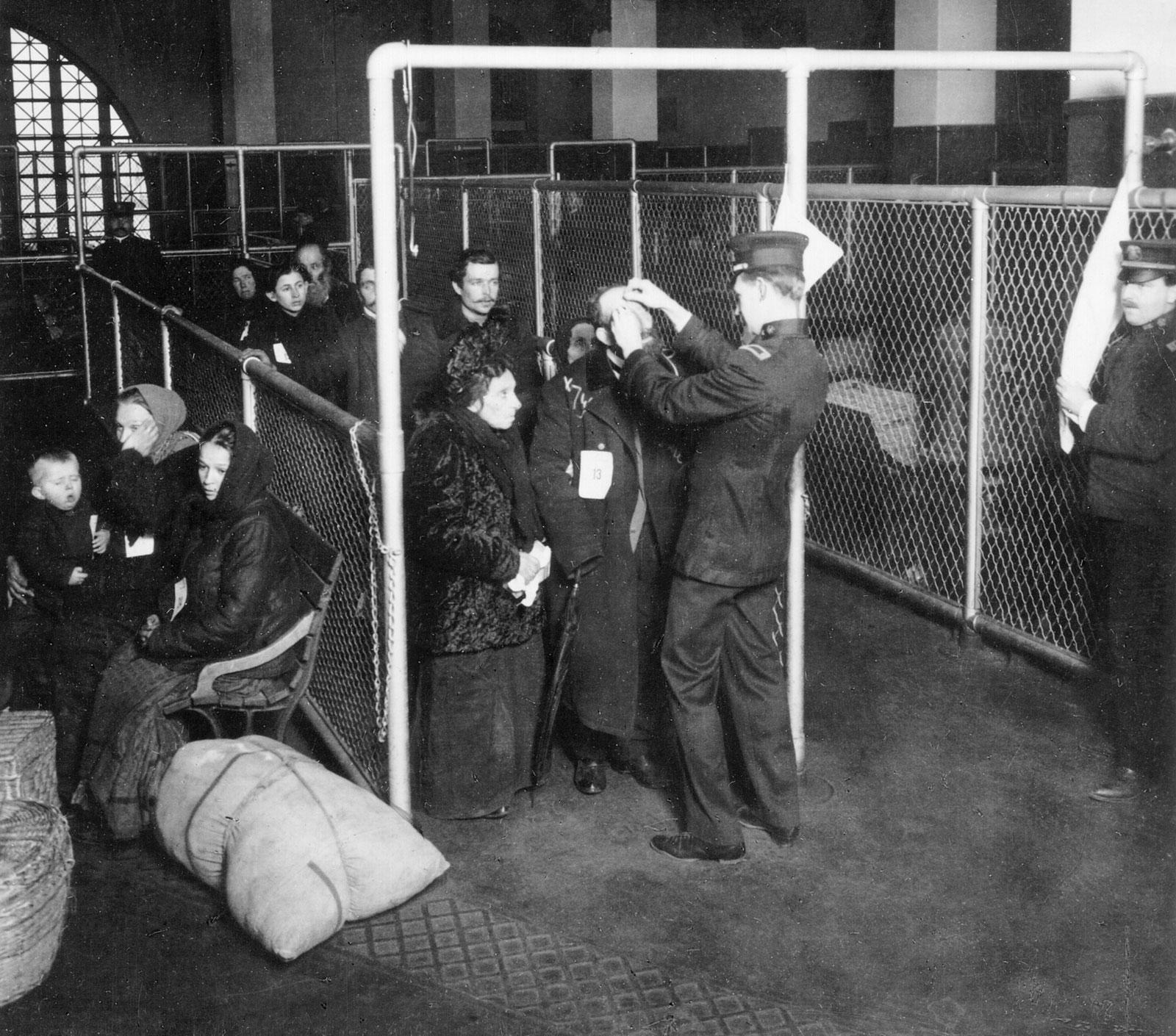 The Passage Ellis Island
