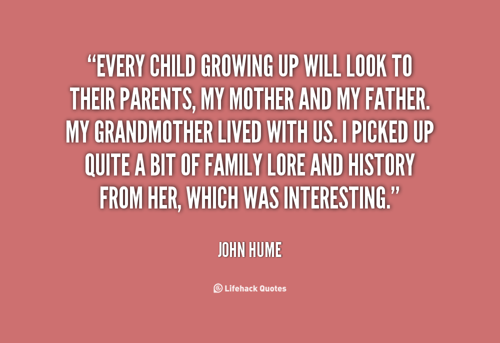 Growing Up To Mother Quotes. QuotesGram