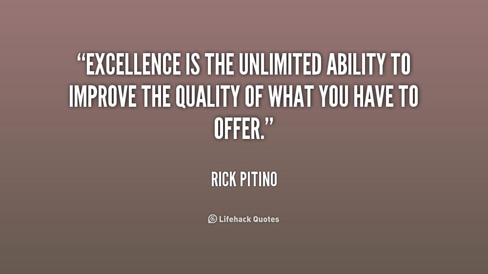 Quotes About Quality Improvement Quotesgram