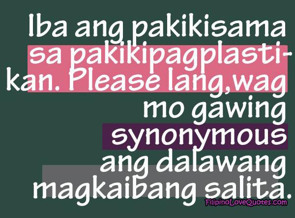 traitors quotes tagalog quotesgram