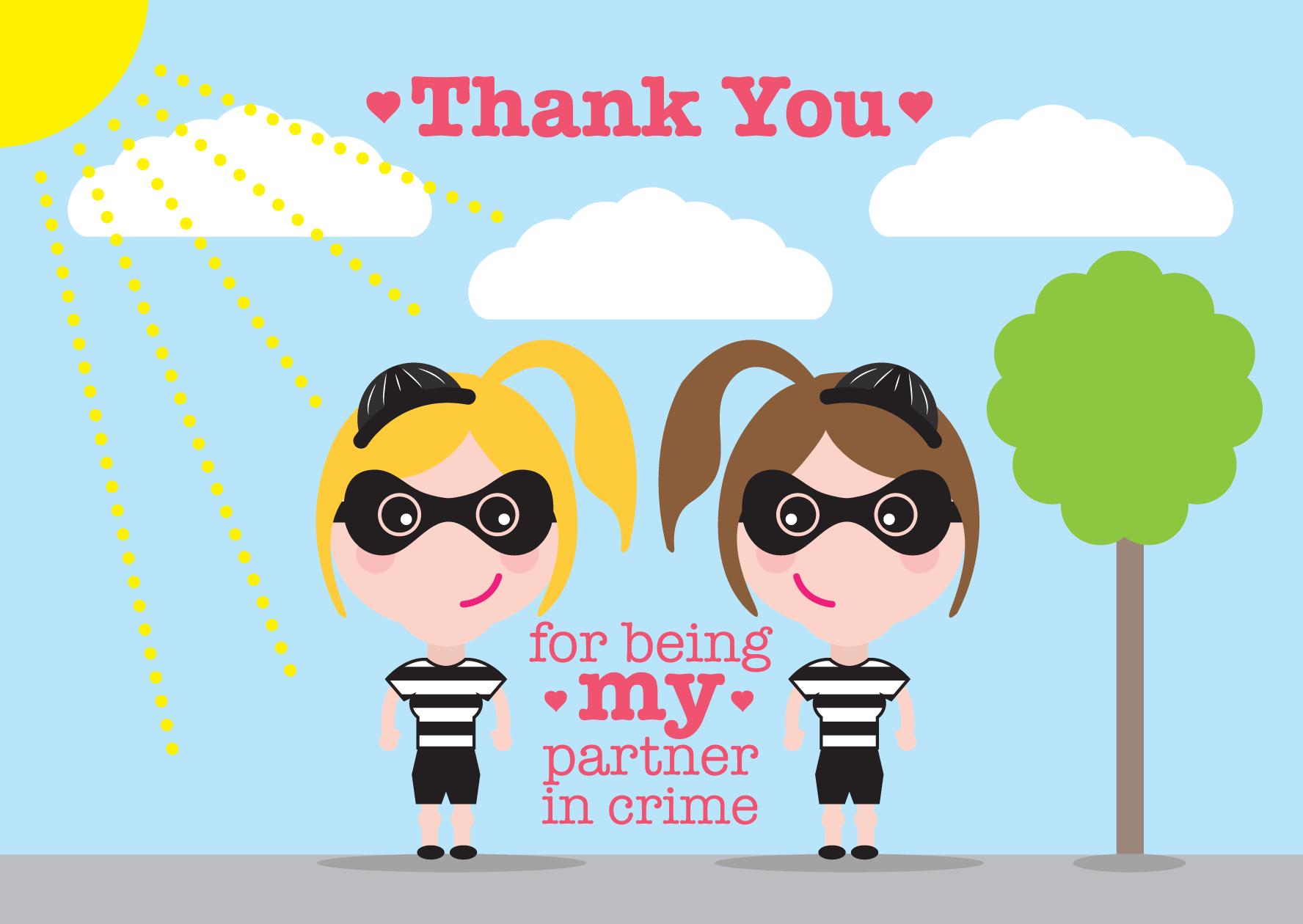 my partner in crime quotes quotesgram