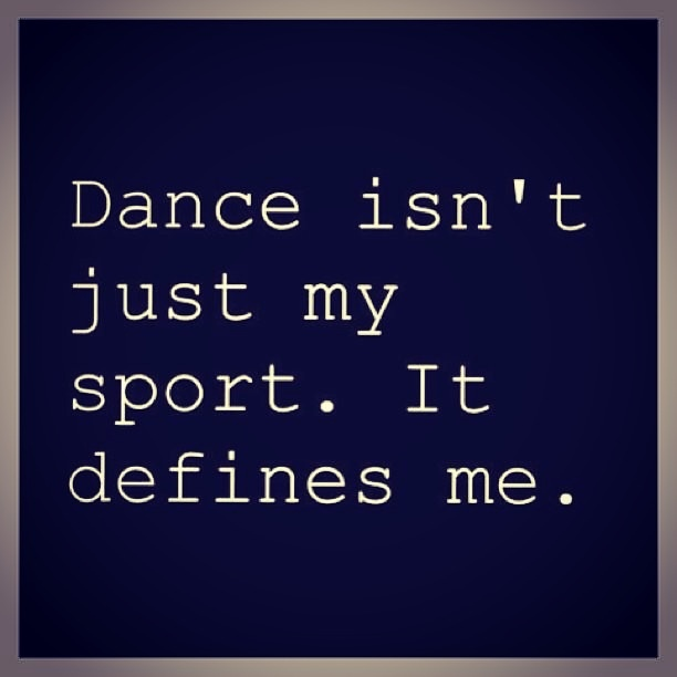 Quotes Life Dancing: Dance Is A Sport Quotes. QuotesGram