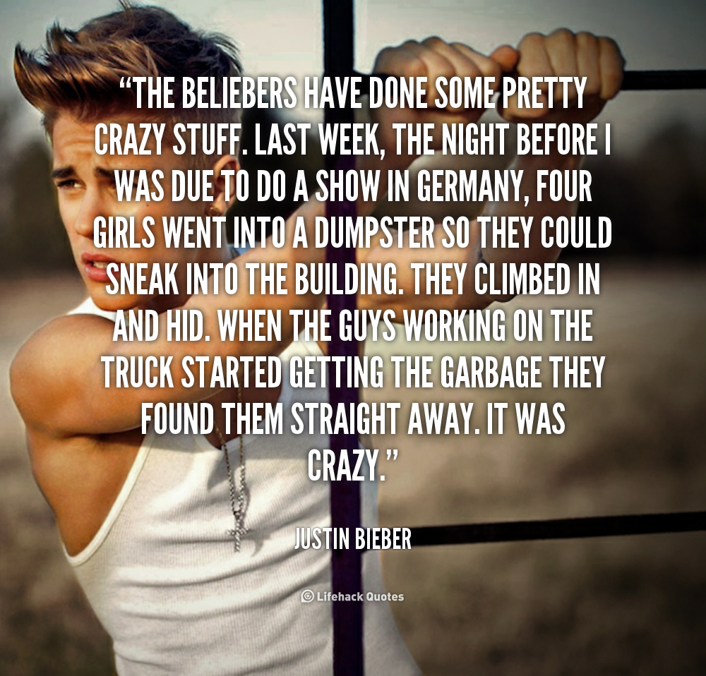 Quotes About Justin Bieber Beliebers. QuotesGram Justin Bieber Quotes About Love