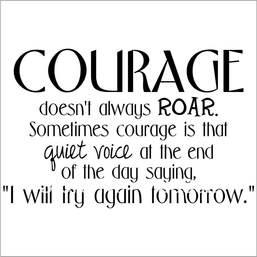 Courage Quotes From The Help. QuotesGram