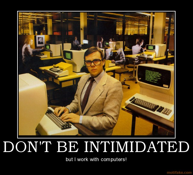Demotivational Quotes For The Workplace Quotesgram: Funny Intimidation Quotes. QuotesGram