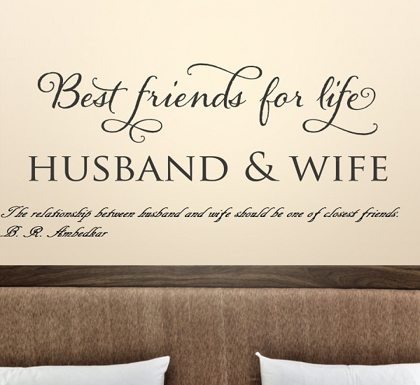 Love Between Husband Wife Quotes Quotesgram