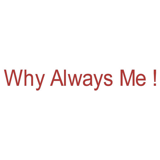 Quotes About Why Me Quotesgram