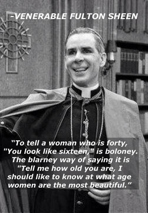 Bishop Fulton J Sheen Quotes. QuotesGram