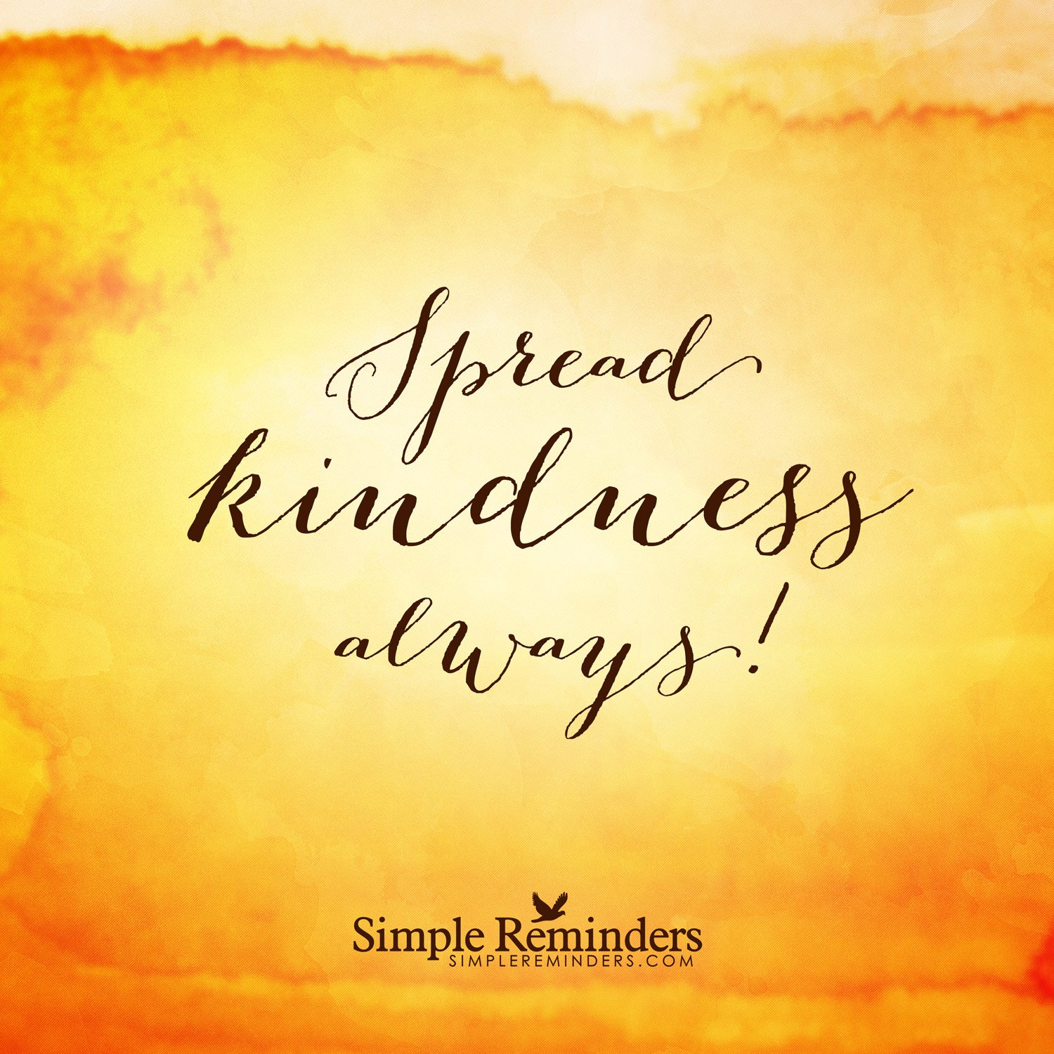 Pictures And Inspiration: Spread Kindness Quotes. QuotesGram