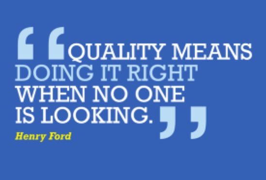 quality in business quotes quotesgram