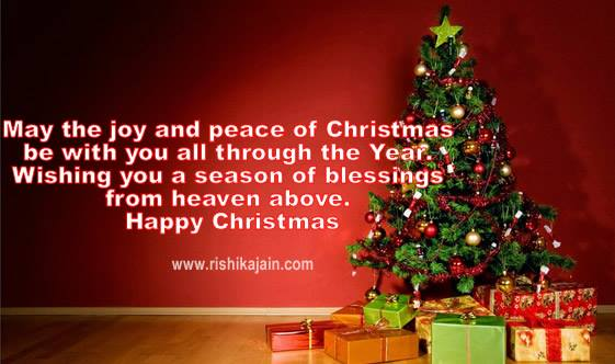Inspirational Holiday Sayings: Christmas Tree Joy Quotes. QuotesGram