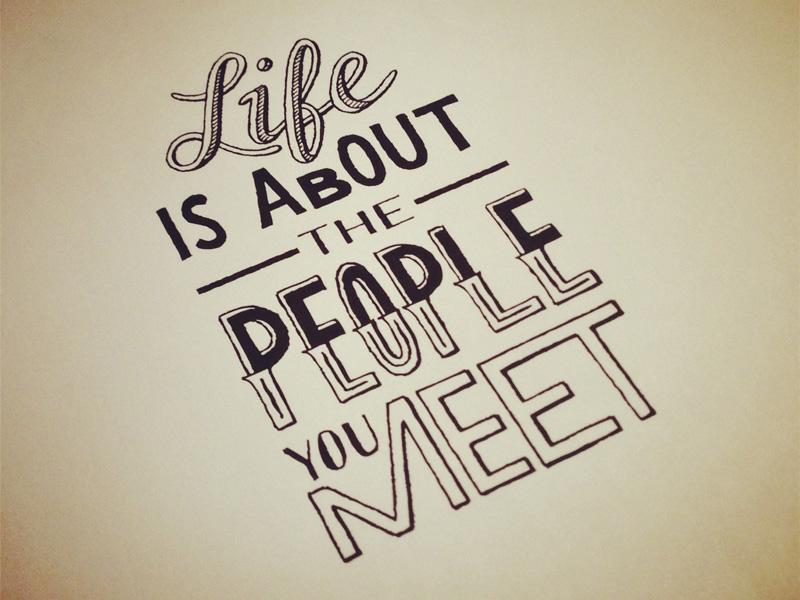 How to meet people in la