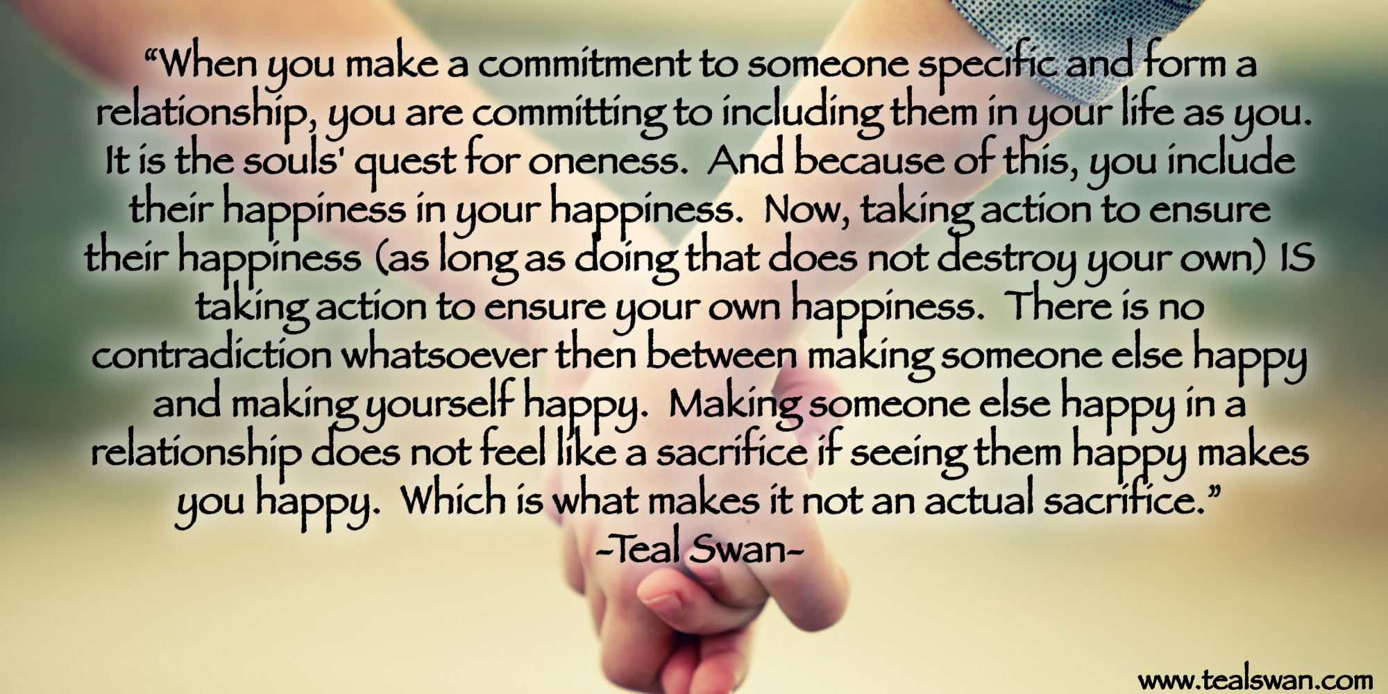 quotes on commitment
