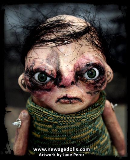 Creepy Doll Quotes. QuotesGram