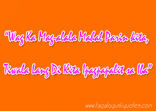 tagalog monthsary quotes for girlfriend quotesgram