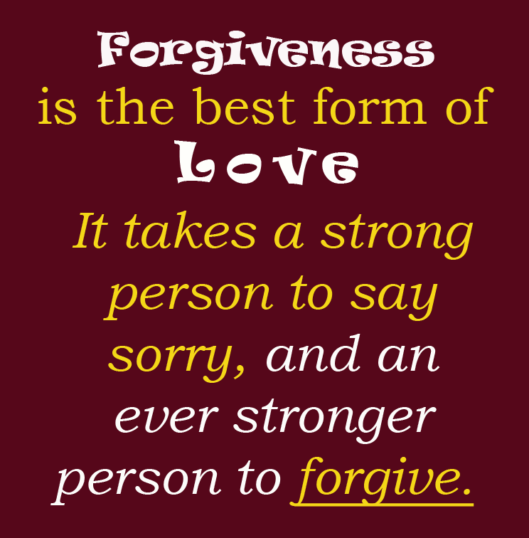 Forgiveness Poems And Quotes: Best Friend Quotes Forgiveness. QuotesGram