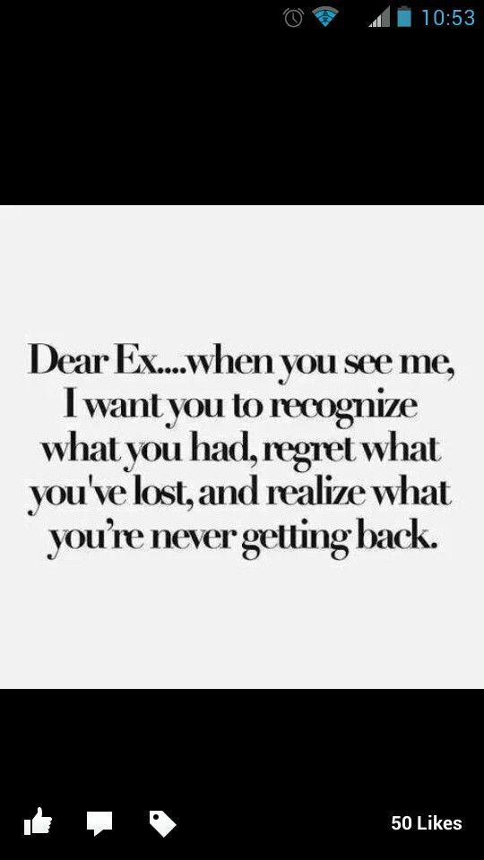 Dear Ex Quotes. QuotesGram Dear Ex I Miss You Quotes