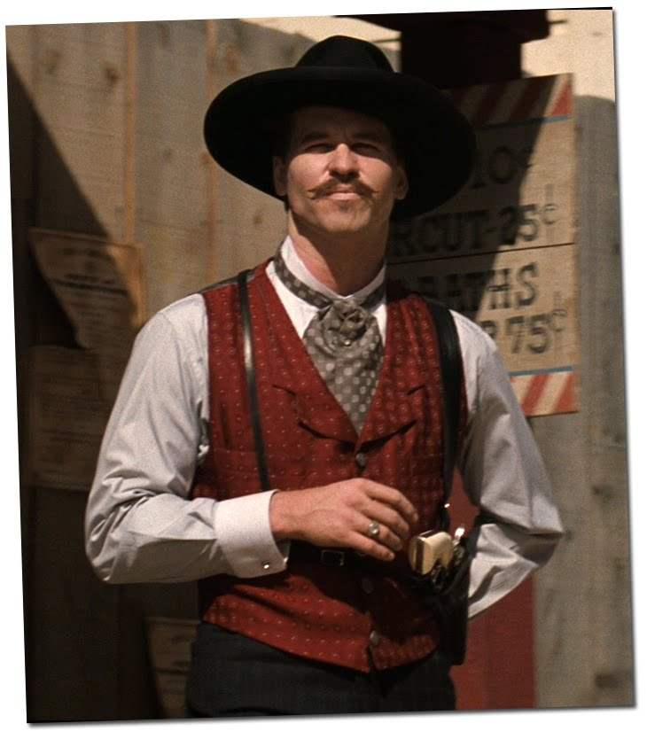 Doc Holliday Quotes From The Movie Tombstone: Quotes From Tombstone Johnny Ringo. QuotesGram