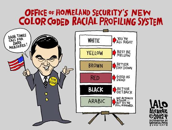 racial profiling at airports essay