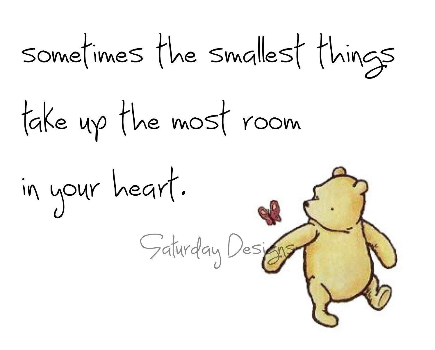 Classic Pooh Quotes Desktop Wallpaper Quotesgram
