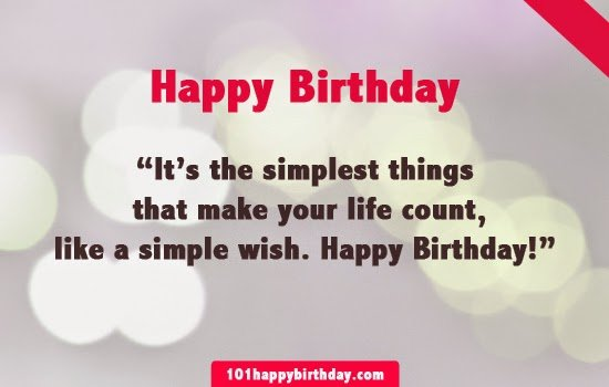 Happy 20th Birthday Quotes Quotesgram Simple Happy Birthday Wishes For A Friend