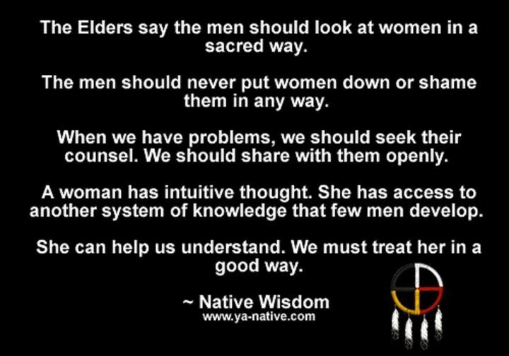 Quotes From Native American Elders. QuotesGram